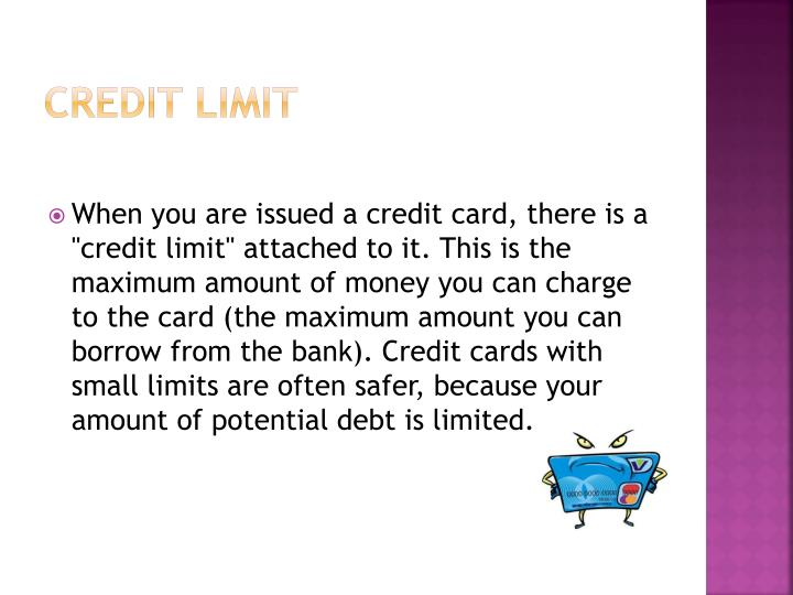 how to find credit card limit