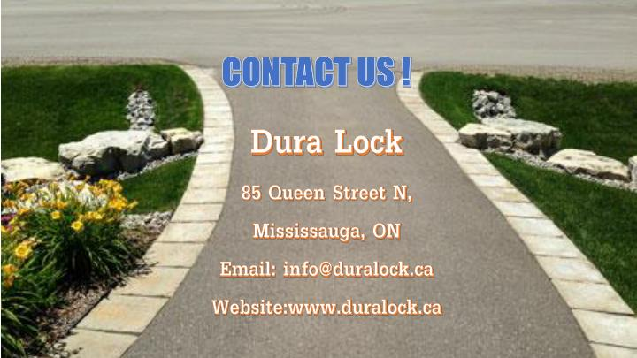 CONTACT US !