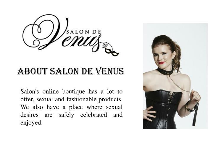 About Salon De Venus