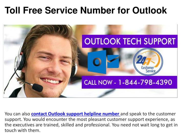 Toll Free Service Number for