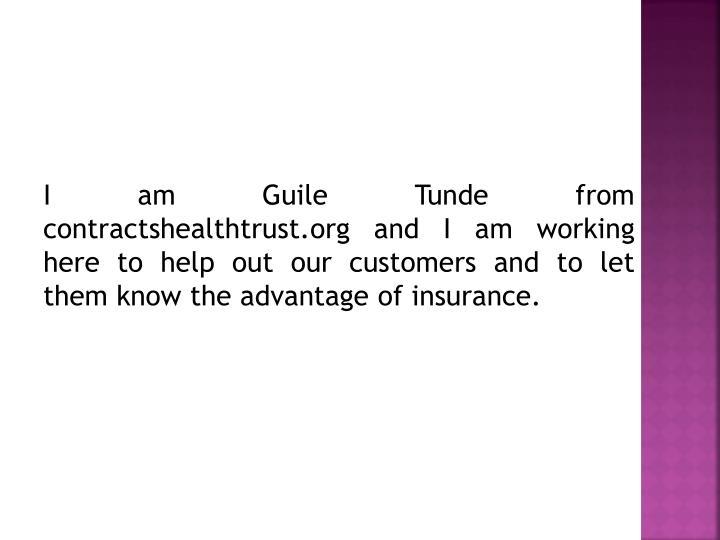 I am Guile