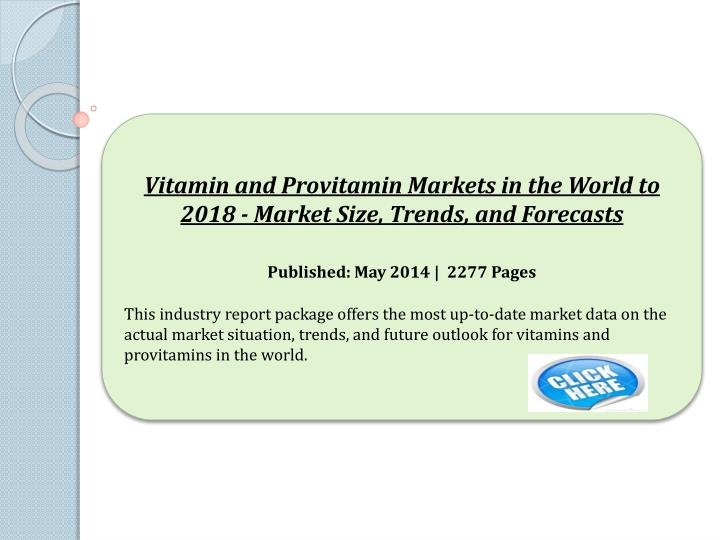 Vitamin and
