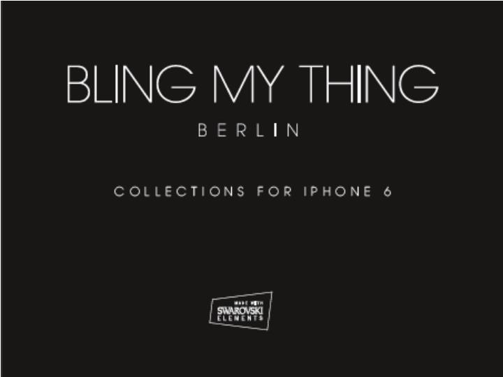 New iphone cases collection from bling my thing