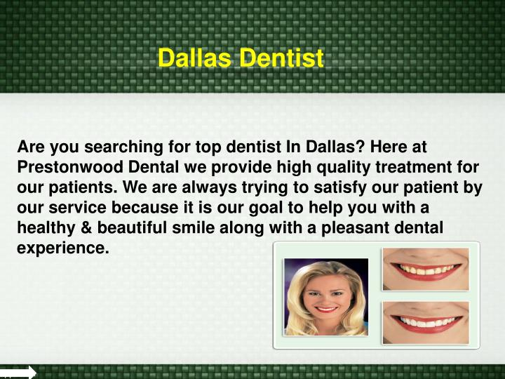 Dallas Dentist
