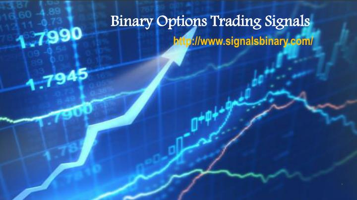 Binary options richard