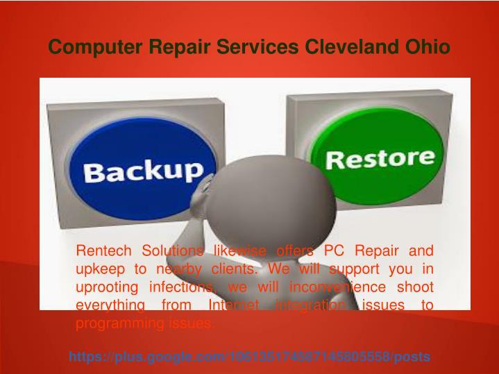 Computer Repair Services Cleveland Ohio