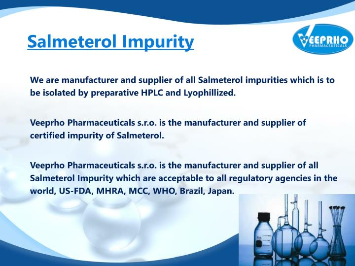 Salmeterol impurity1