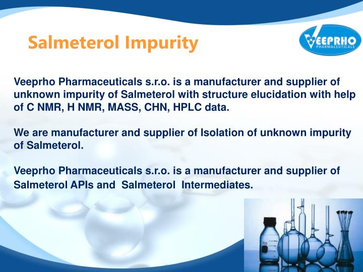 Salmeterol Impurity