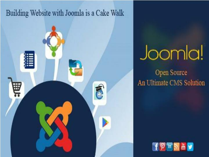 Why choose joomla for ultimate cms solution