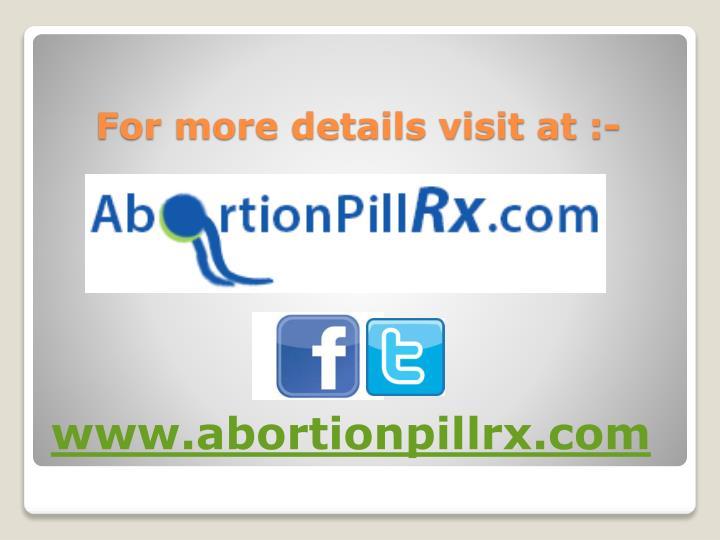 For more details visit at :-
