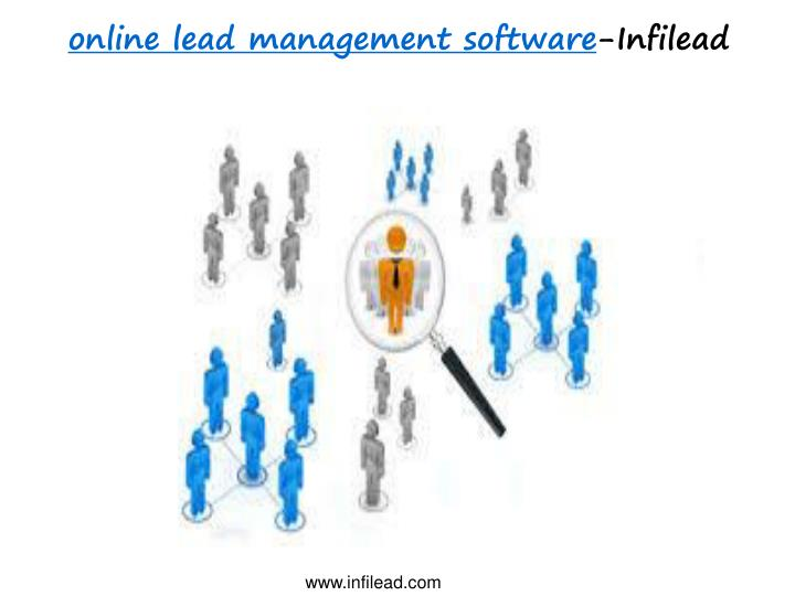 online lead management software