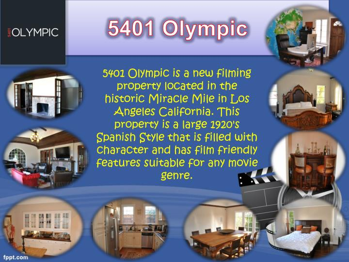 5401 Olympic