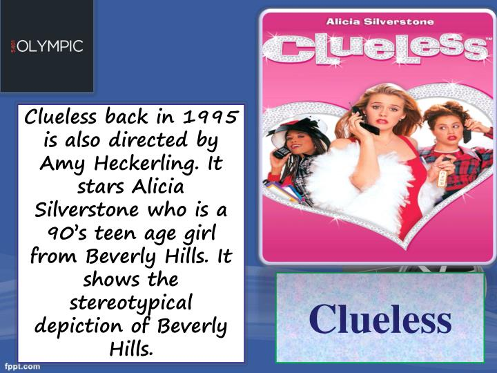 Clueless back in 1995 is also directed by Amy