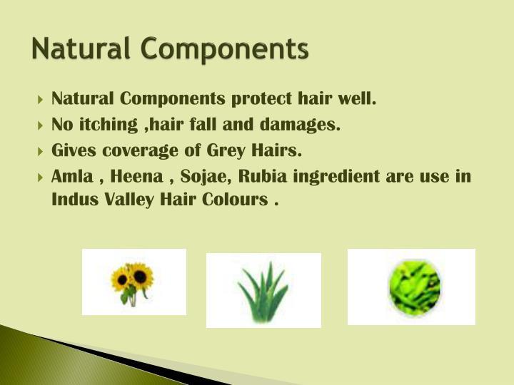 Natural Components