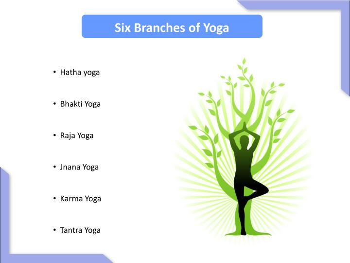 Six Branches of Yoga