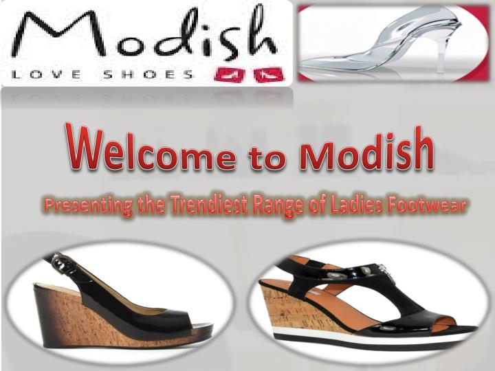 Welcome to Modish