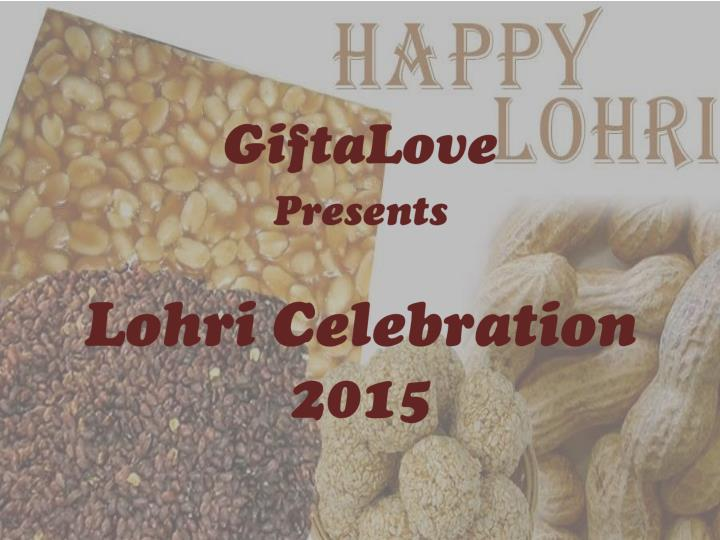 Lohri celebration 2015