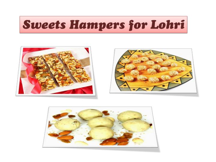 Sweets Hampers for