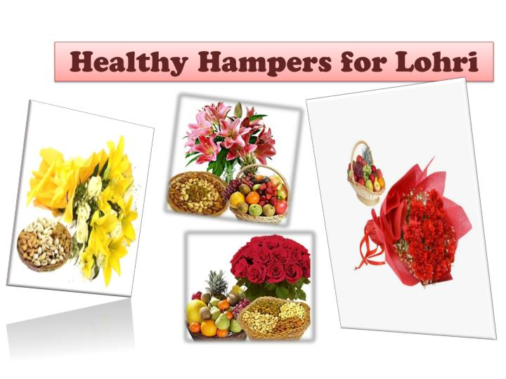 Healthy Hampers for