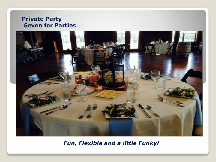 Private Party -