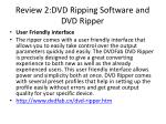 review 2 dvd ripping software and dvd ripper1