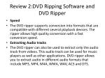 review 2 dvd ripping software and dvd ripper3