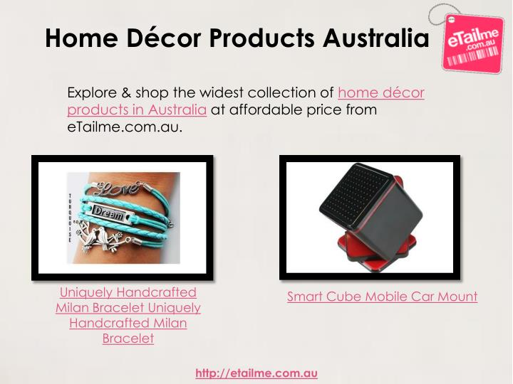 Home Décor Products Australia