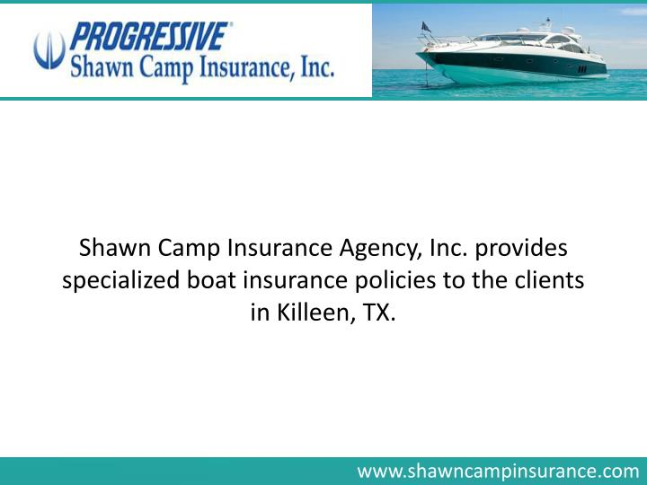 Shawn Camp Insurance Agency