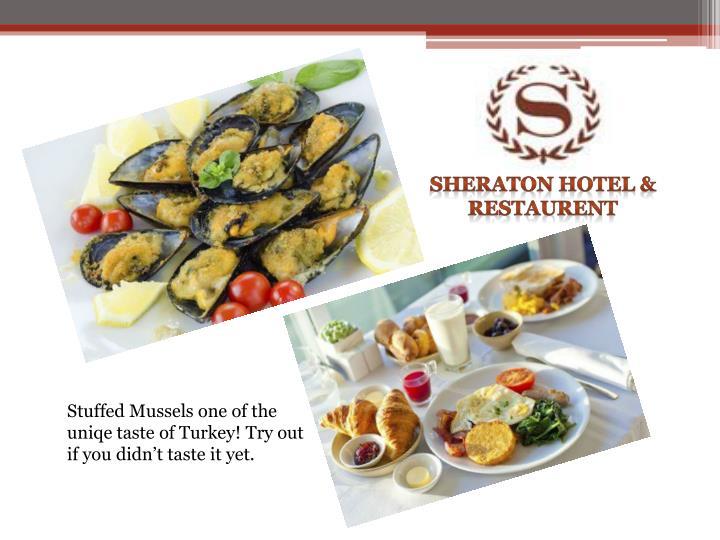 Sheraton Hotel &