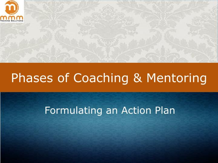 mentoring and coaching report at the As mentors who offer personal support, coaching and guidance through the   this report examines private sector engagement in youth mentoring across the.