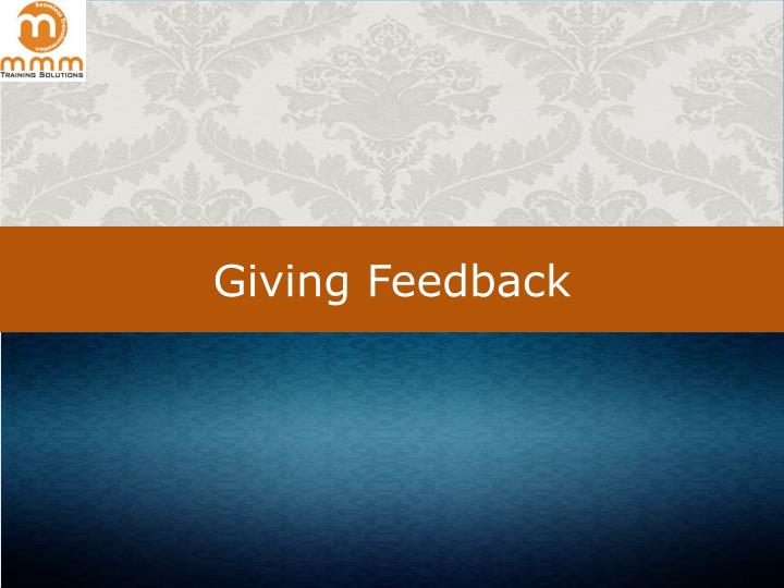 sandwich feedback thery In other words, in theory 360 degree feedback is based on sound psychological practice and research about what people need to get better at something the psychological research is indeed sound feedback (again, information about performance) is an essential part of learning.