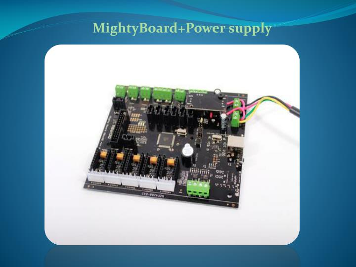 MightyBoard+Power