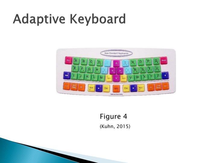 Adaptive Keyboard