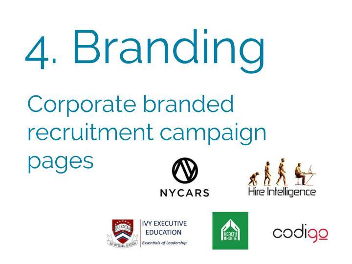 4. Branding