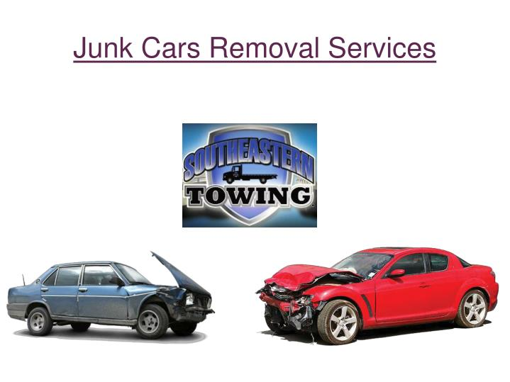 Get junk cars removal services southeasterntow com