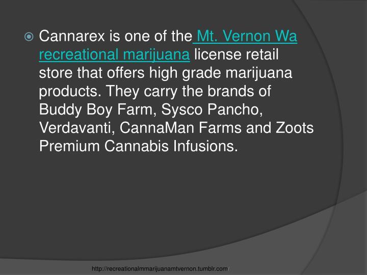 Cannarex