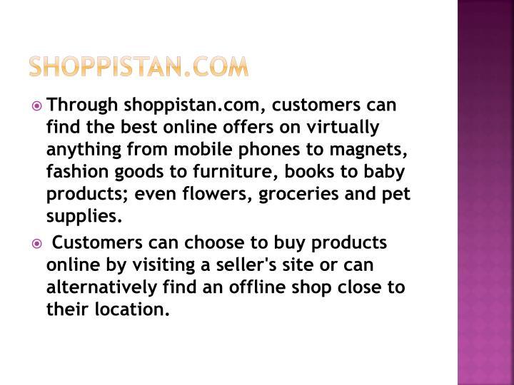 Shoppistan.com