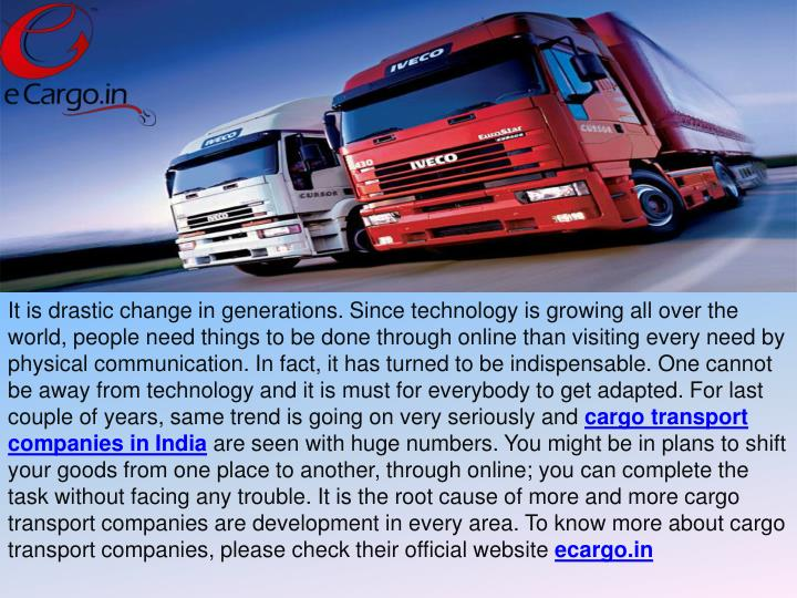 It is drastic change in generations. Since technology is growing all over the world, people need thi...