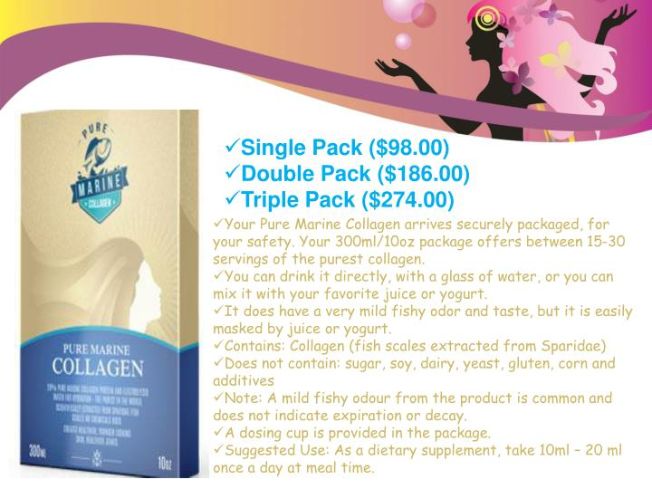 Single Pack ($98.00)