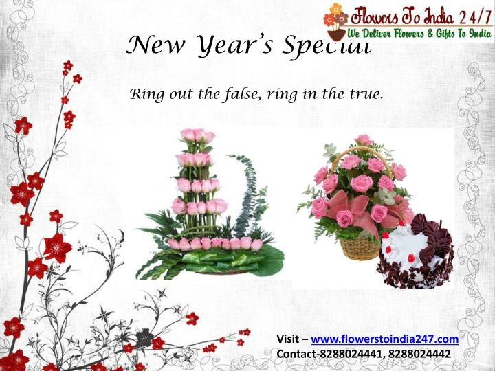 New Year's Special