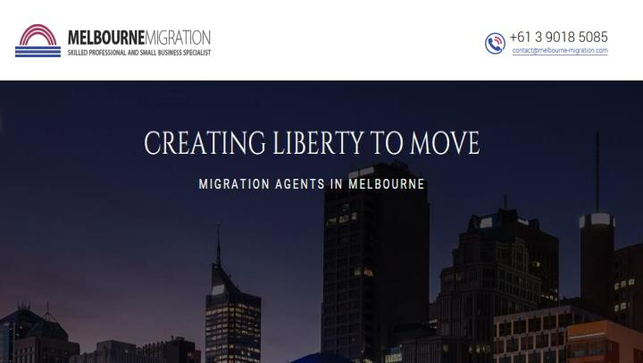Creating liberty to move by migration agents in melbourne