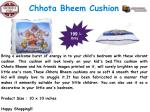 chhota bheem cushion