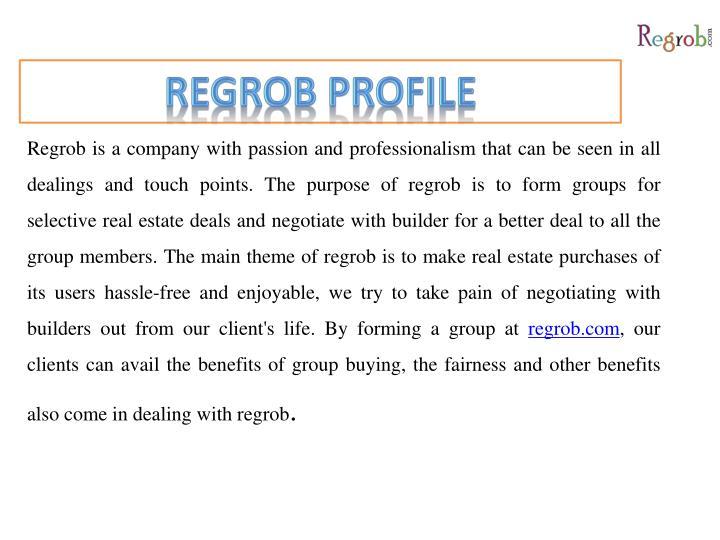 regrob