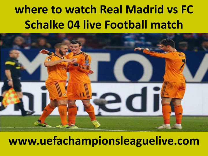how to watch live football match online