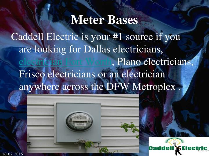 Meter Bases