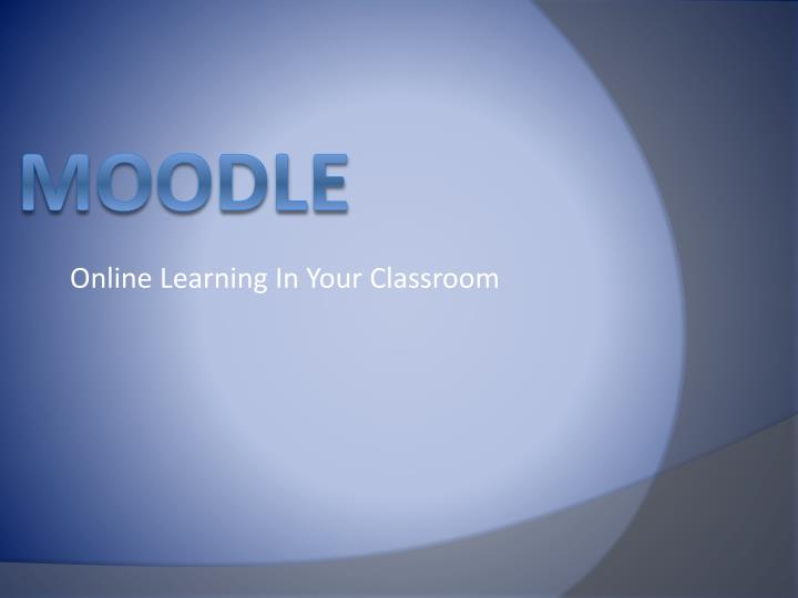 online learning in your classroom n.
