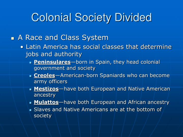 colonialism and latin america essay Latin american synthesis essay latin american synthesis latin america is a region of over 8 million square miles there are over five hundred million people and many of the romance languages are spoken.
