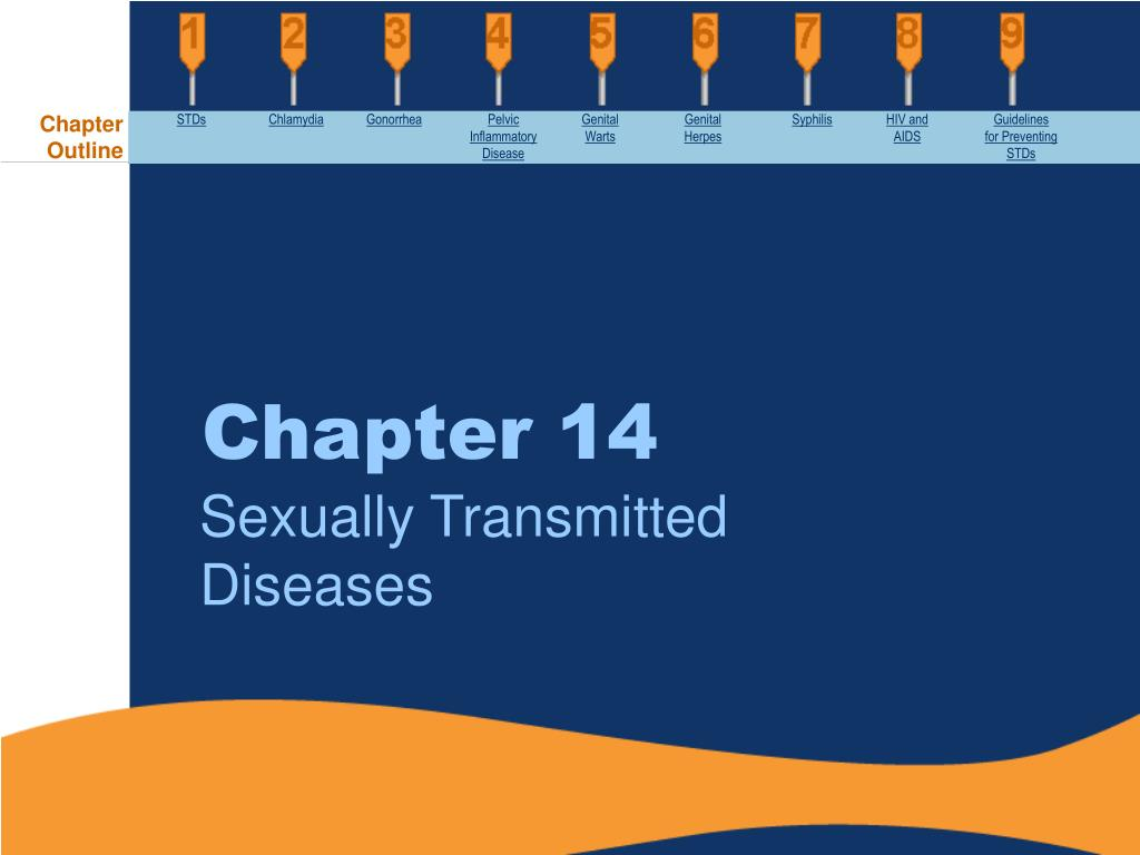 Sexually transmitted diseases prevention ppt background