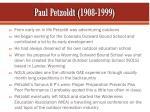 paul petzoldt 1908 1999