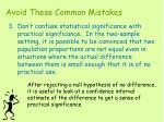avoid these common mistakes3
